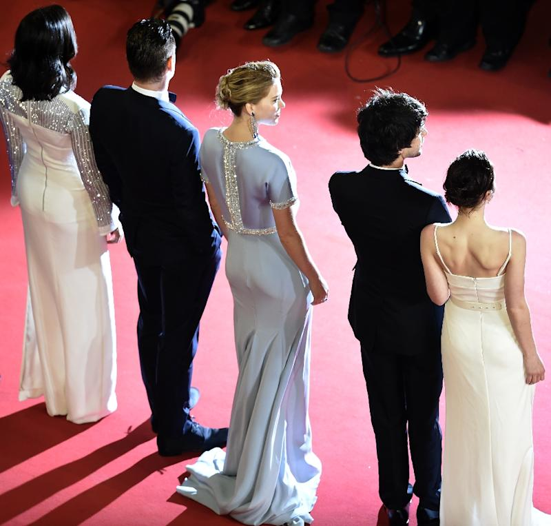 Iran has significantly stepped up its presence at the cinema market of the Cannes Film Festival