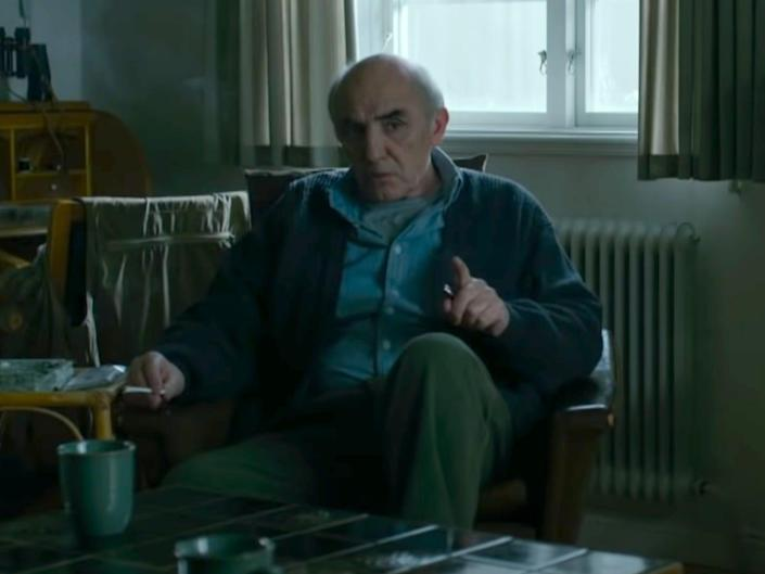 Donald Sumpter The Girl with the Dragon Tattoo movie