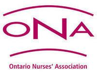 Ontario Nurses' Association Logo (CNW Group/Ontario Nurses' Association)