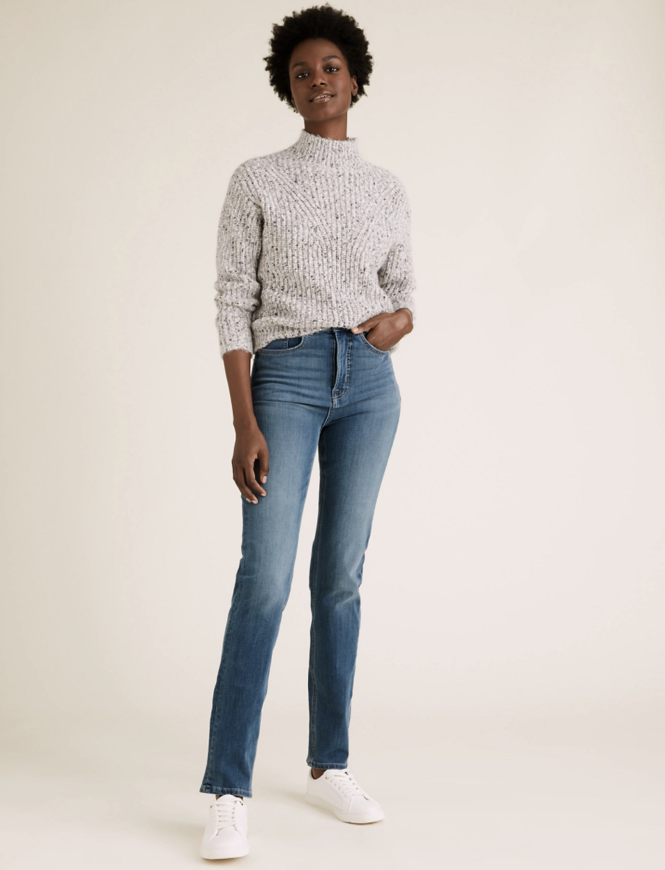 M&S much-loved Magic Jeans are back. (Marks & Spencer)