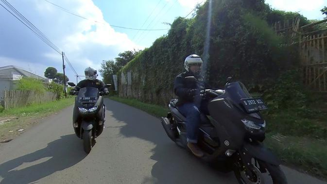 All New NMAX 155 Connected/ABS. (Dok. Yamaha)