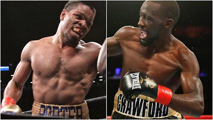 Shawn Porter vs. Terence Crawford