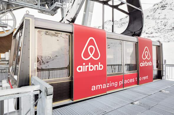 airbnb cable car