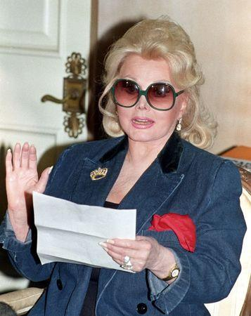 Actress Zsa Zsa Gabor Dies At Age 99 Media Reports