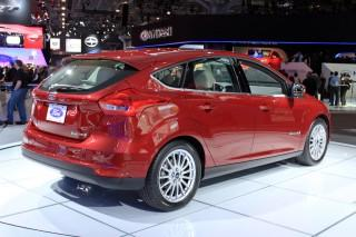 2015 Ford Focus Electric, 2014 New York Auto Show