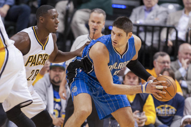 Sources: Nikola Vucevic agrees to $54M extension with Magic