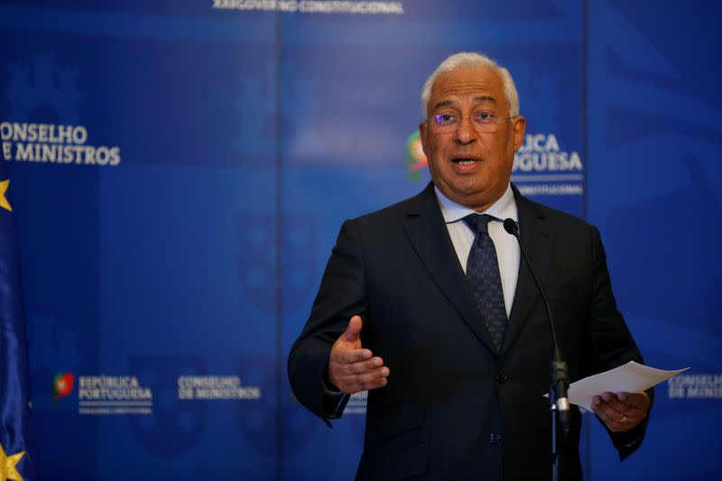 Portugal's Costa criticises Netherlands over commitment to EU