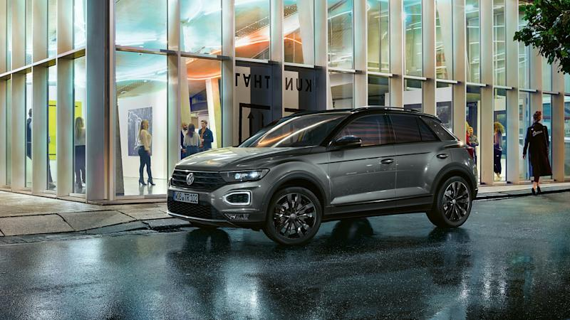 Volkswagen bolsters T-Roc line-up with new Black Edition