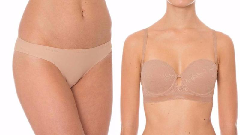 This Sculpting Sensation multiway bra is amazing. I like pairing it with the Sloggi Invisible Supreme Mini Brief.