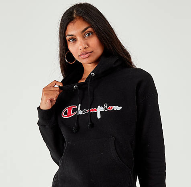 Champions Reverse Color Pullover Hoodie