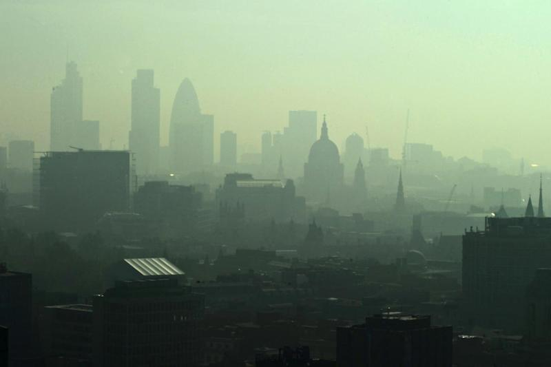 Doctors said pollution is to blame for the spike in the number of non-smokers who develop lung cancer (AFP/Getty Images)
