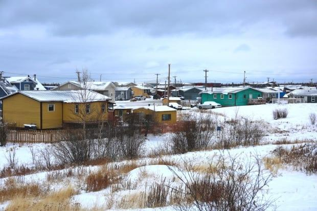 Health officials issued a precautionary boil-water advisory for Behchokǫ Wednesday. (Alex Brockman/CBC - image credit)