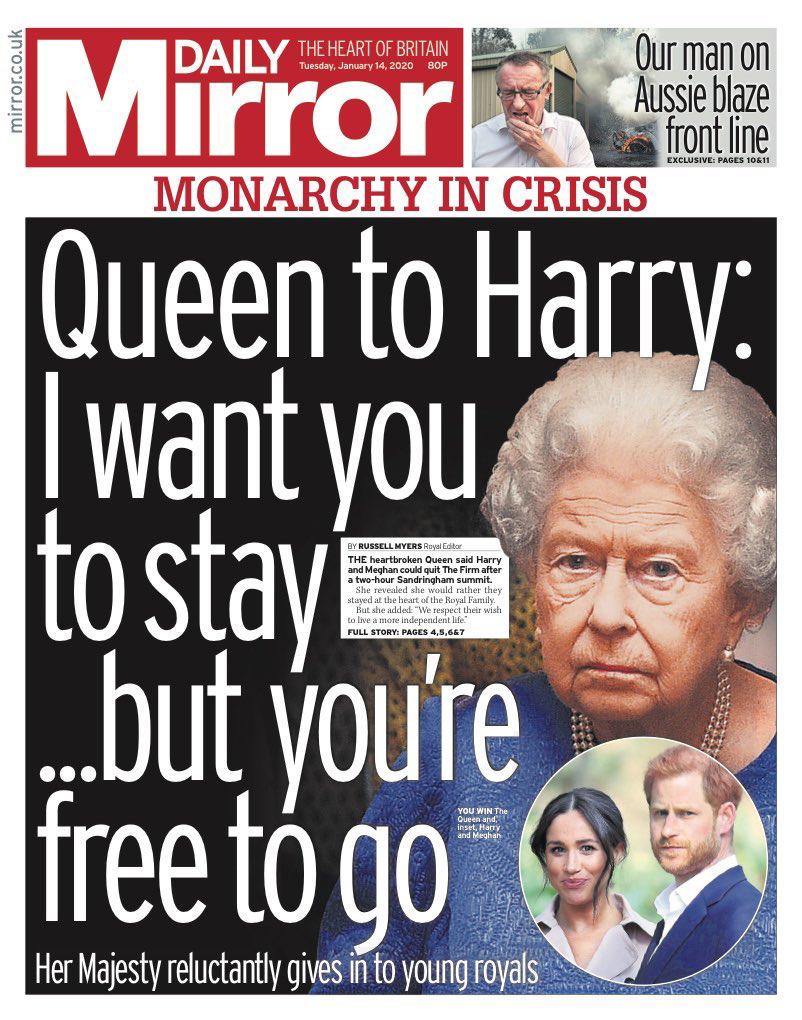 (Daily Mirror)