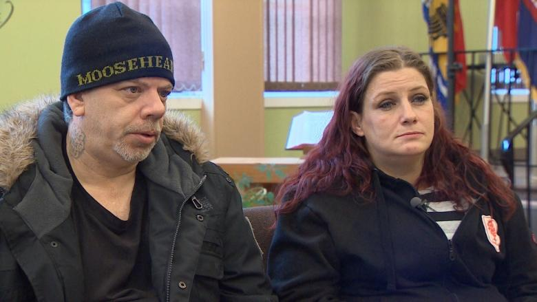 Montreal couple stranded at Saint John hostel say they lost everything on the bus