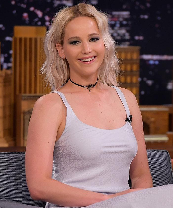 The flawless J-Law. Source: Getty Images.