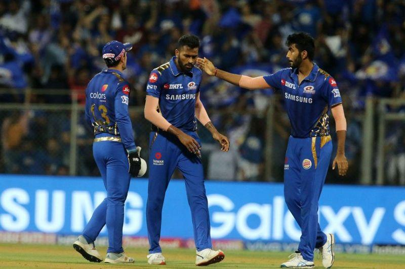 Hardik Pandya and Jasprit Bumrah will be extremely important to India's chances at the mega event (picture courtesy-BCCI/iplt20.com