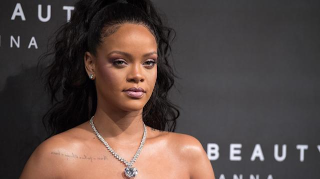 Rihanna has taken it upon herself to call out President Donald Trump for his response to the humanitarian crisis in Puerto Rico after Hurricane Maria.