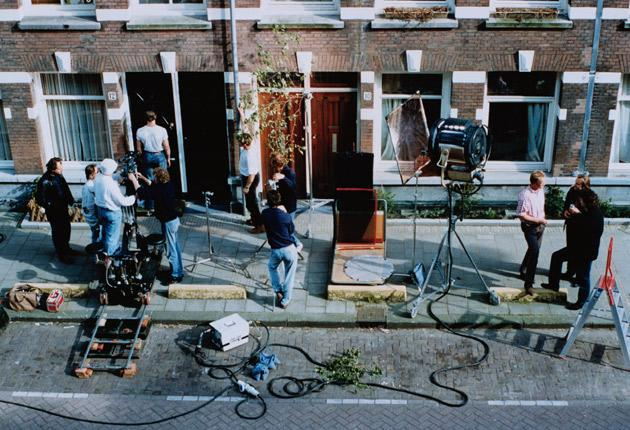 A film crew on location    (Winfred Evers/ Getty)
