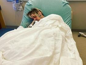 Rapper Aaron Carter hospitalised in Florida