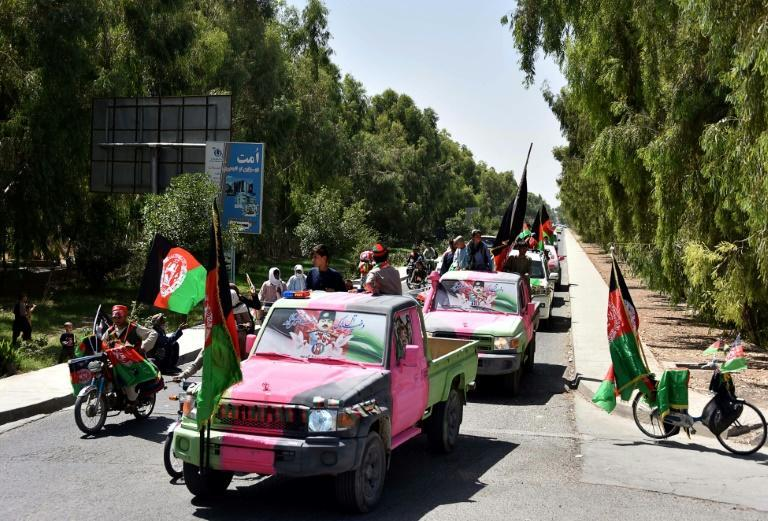Afghanistan is marking its 101st independence day