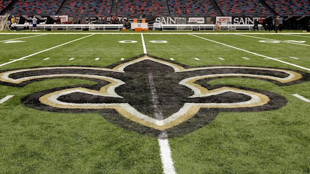 Navy veteran John Wells declined to accept a senior citizen award set to be given during the Saints game citing NFL anthem protests.