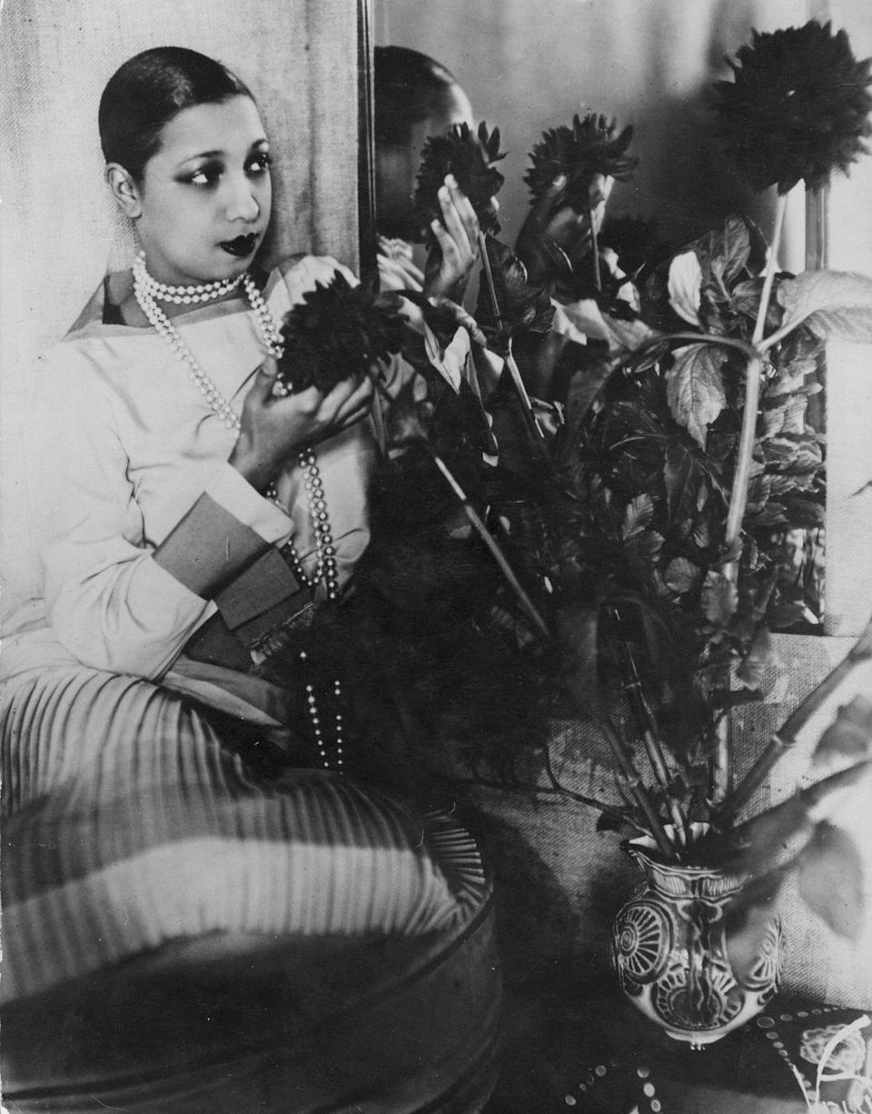 """<p>Baker's experience returning to the U.S. made a lasting impression on her, as she was outraged by the blatant racism she encountered. Upon her return to France, she <a href=""""https://www.biography.com/performer/josephine-baker"""" rel=""""nofollow noopener"""" target=""""_blank"""" data-ylk=""""slk:became a French citizen"""" class=""""link rapid-noclick-resp"""">became a French citizen</a>, and embraced the country as her home.</p>"""