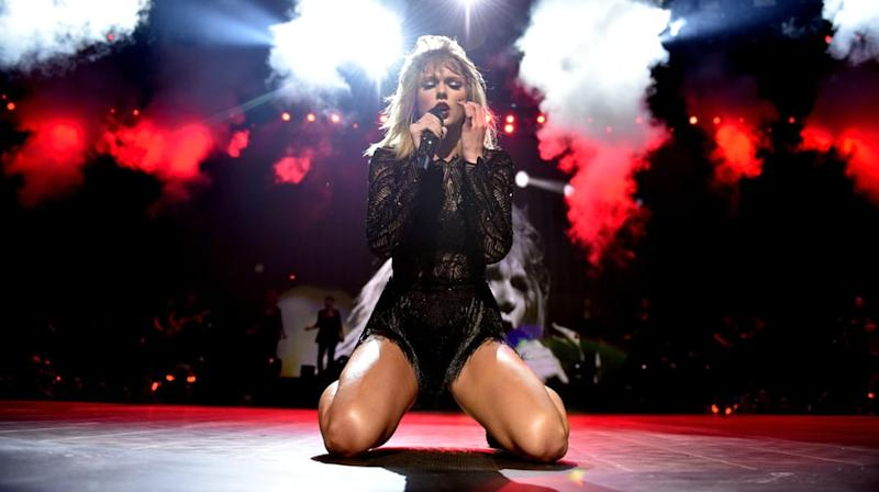 Taylor Swift Releases Apparent Kanye West Diss Song 'Look What You Made Me Do'