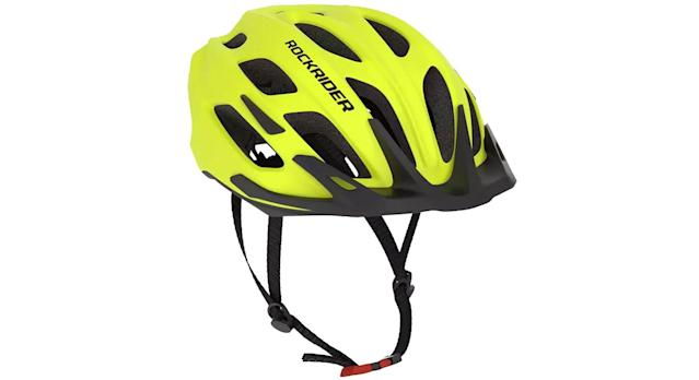 Rockrider Mountain Biking Helmet 500