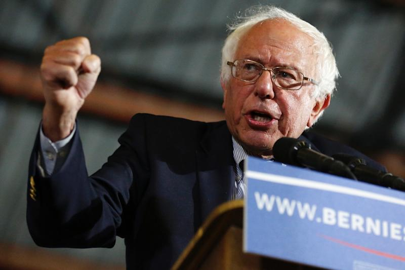 After a surprisingly strong bid for the Democratic nomination in 2016, independent US Senator Bernie Sanders is jumping into the 2020 presidential race for another run (AFP Photo/JONATHAN ALCORN)