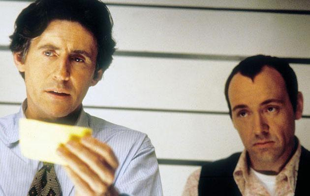 Byrne starred alongside Spacey in The Usual Suspects. Source: Gramercy Pictures