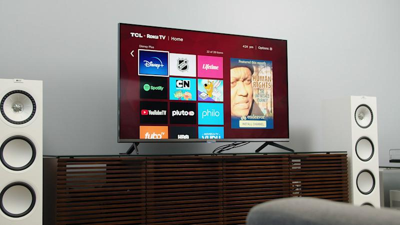 TCL 6-Series 4K Roku TV (2020)