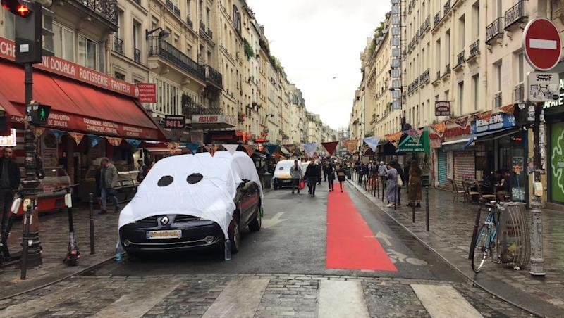Urban car-free zones: can Paris set a global precedent?