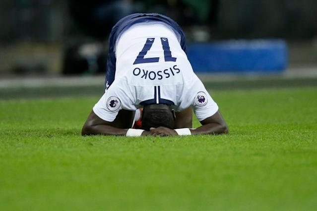 Moussa Sissoko injury: Tottenham star set for a month on the sidelines