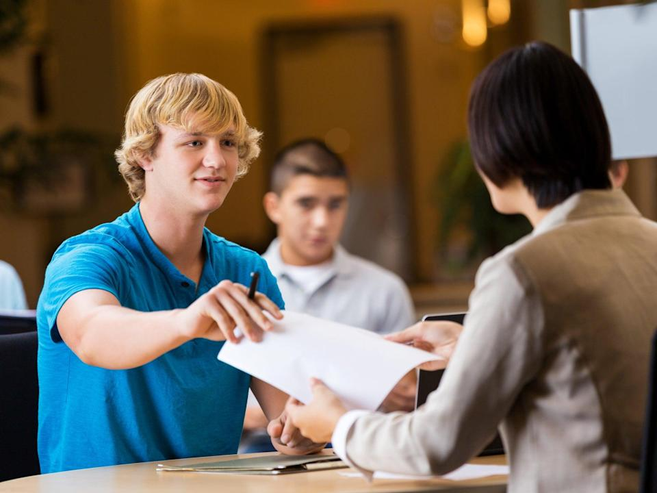 Youth employment is a growing issue (Getty Images)