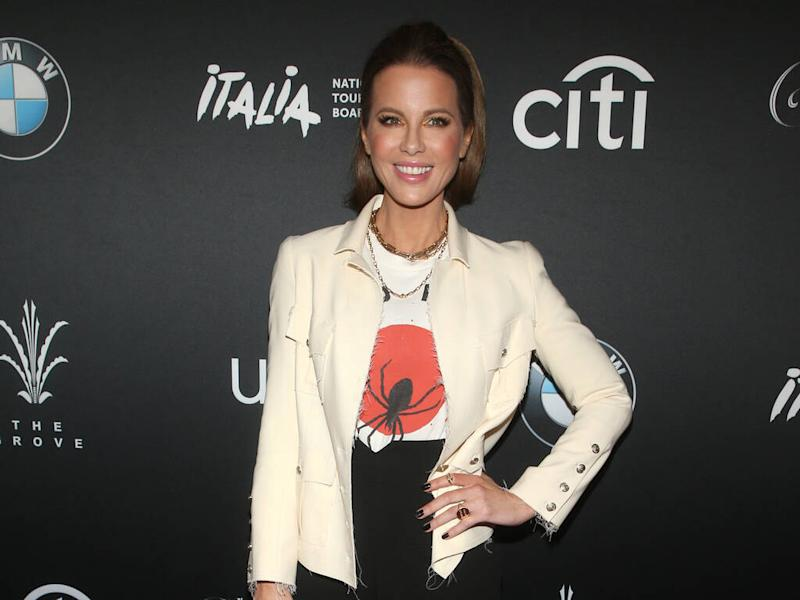 Kate Beckinsale hits back at trolls' criticism of Harvey Weinstein post