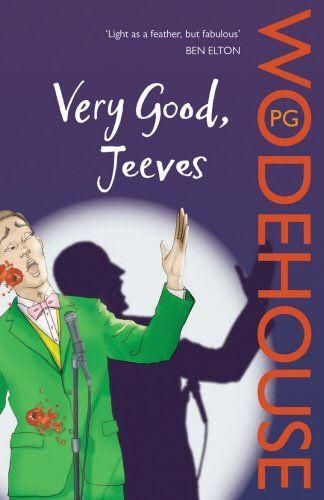 Photo credit: Very Good Jeeves by PG Wodehouse