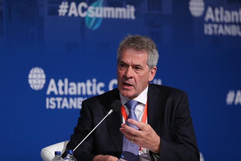 <strong>Peter Westmacott said Trump's behaviour had 'shades of Germany in 1933'</strong> (Anadolu Agency via Getty Images)