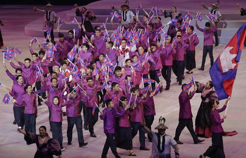 'World-Class' performance at 30th Sea Games opening