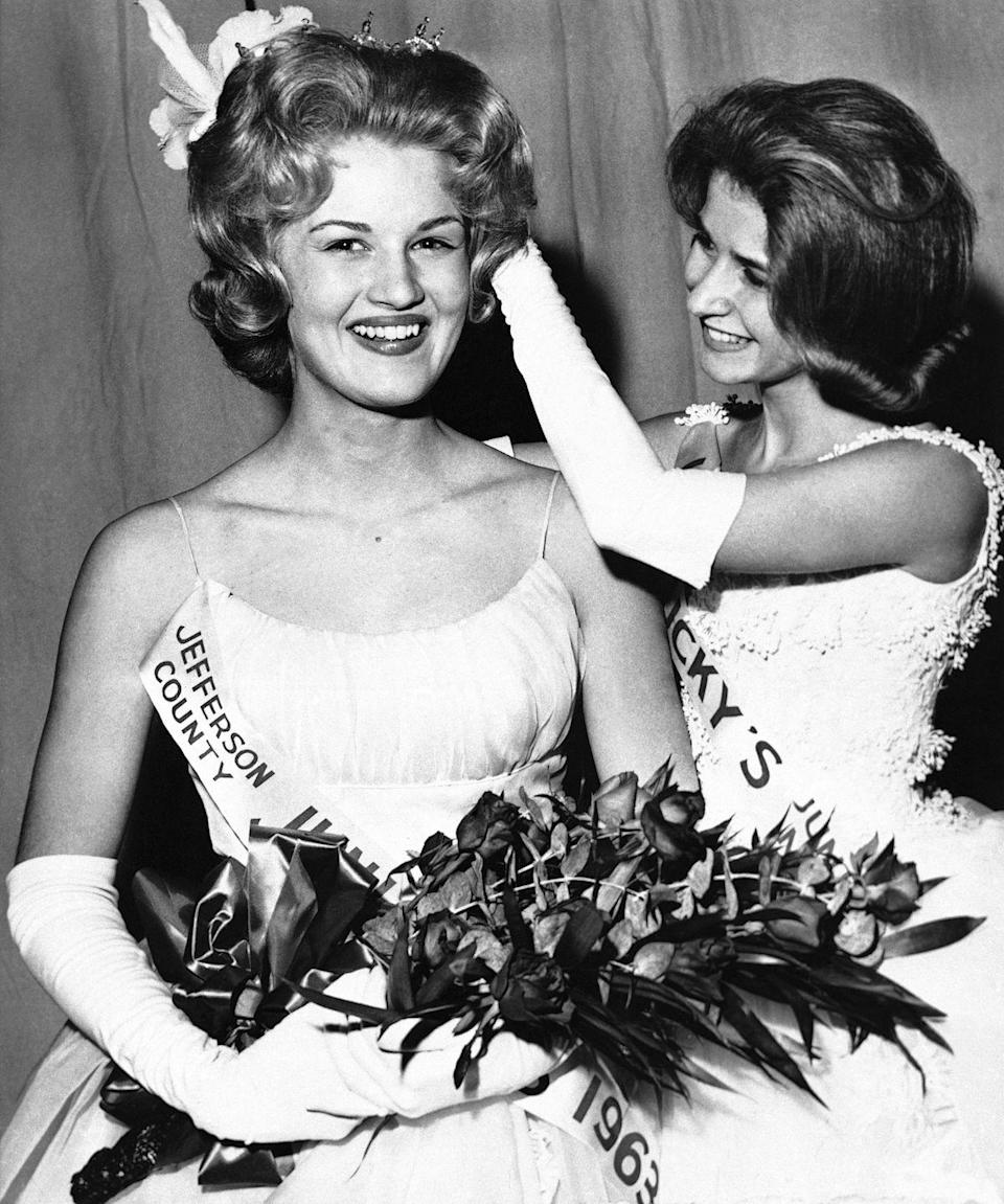 <p>You know her as a former anchor on <em>ABC World News</em>, but during her senior year of high school, Diane represented the Commonwealth of Kentucky in America's 1963 Junior Miss scholarship pageant and won.</p>