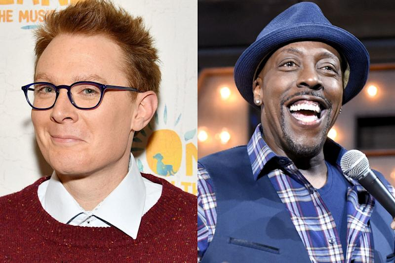 Clay Aiken and Arsenio Hall Have Chimed in on the Alleged Donald Trump Jr. Affair News
