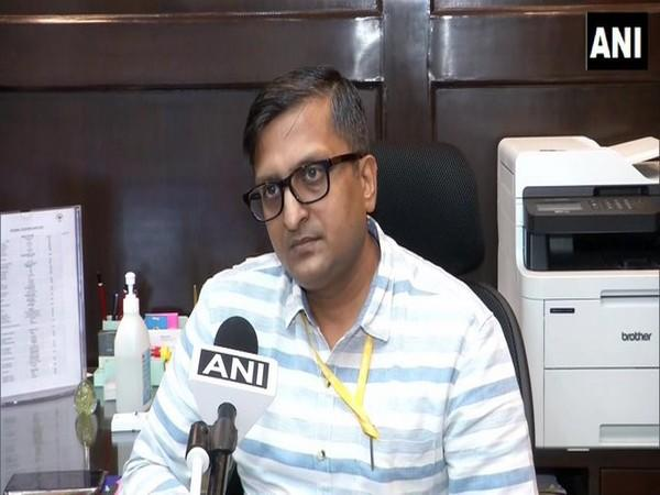 Vipul Aggarwal, Deputy CEO of National Health Authority speaking to ANI (Photo/ANI)