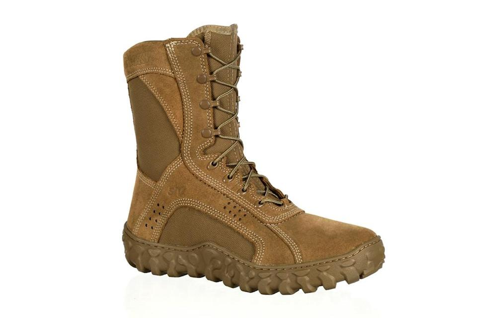Rocky's S2V military boot. - Credit: Courtesy of brand.