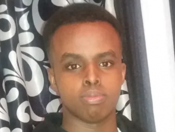 Yusuf Mohamed was stabbed in Shepherd's Bush last year (Metropolitan Police)