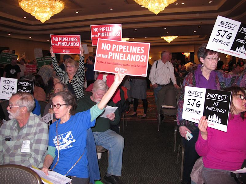 Environmental groups appeal New Jersey gas pipeline approval