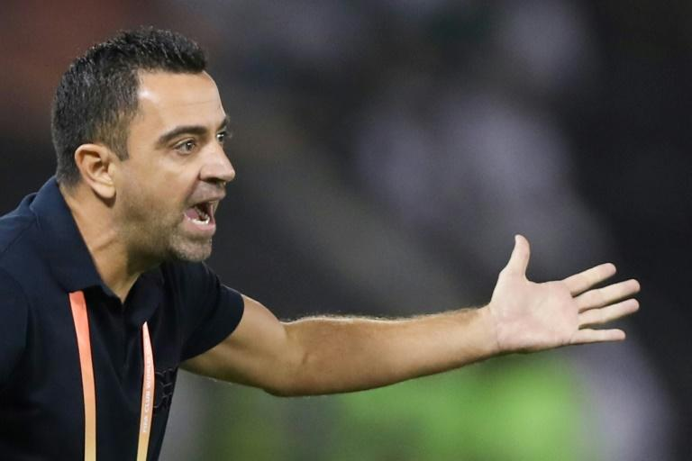 Xavi won four Champions League titles with Barcelona