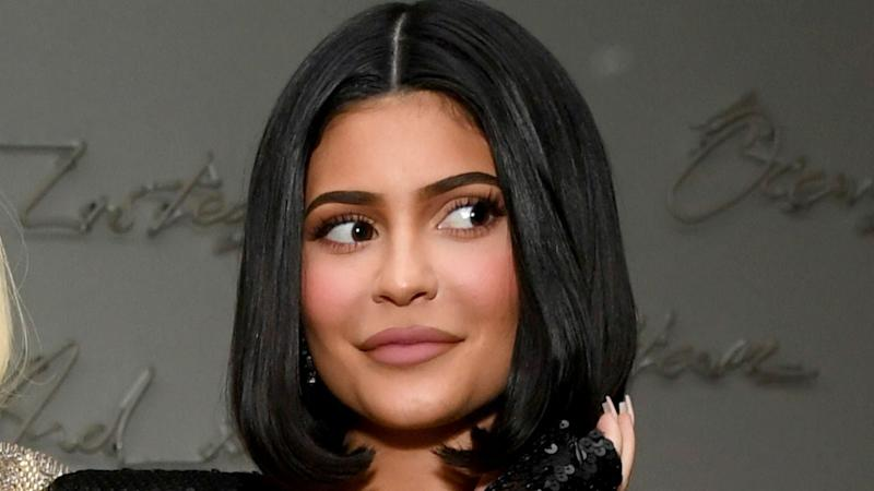 Kylie Jenner and BFF Stassie Karanikolaou Joke About Being 'Mad at Each Other'