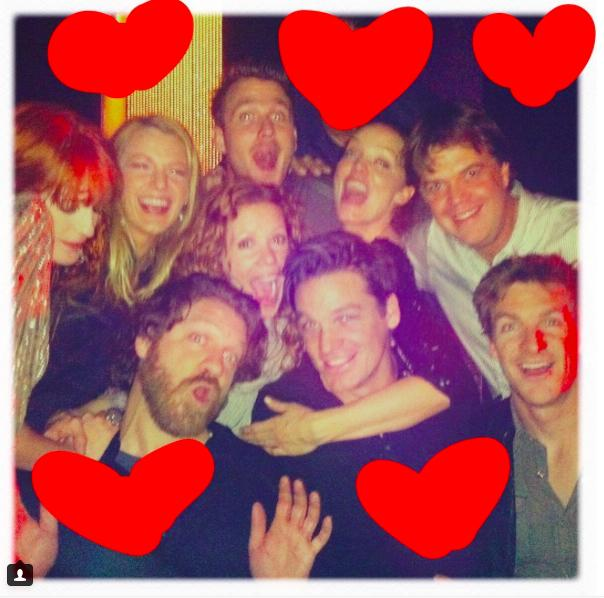 All together now! (Instagram/blakelively)