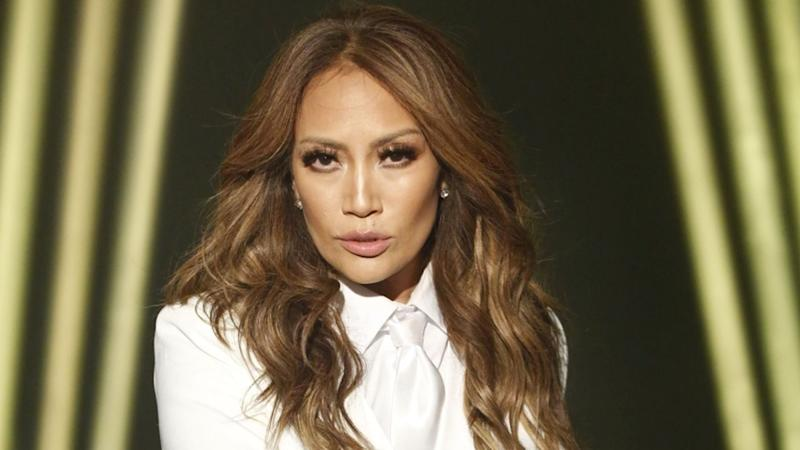 Carrie Ann Inaba Channels Fellow 'Fly Girl' Jennifer Lopez -- and Her Dance Moves Are Epic!