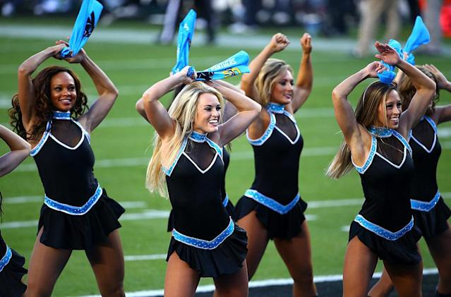 A look inside the X style rules all NFL cheerleaders must follow