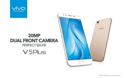 vivo launches the v5 plus the first ever smartphone with a 20 mp dual front camera in southeast. Black Bedroom Furniture Sets. Home Design Ideas
